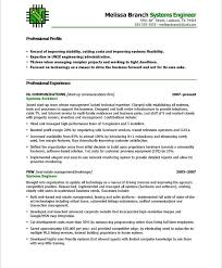 leasing manager resume