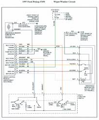 1997 f350 wiring diagram 1997 wiring diagrams wiperswasher f wiring diagram