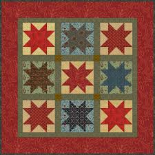 A Sentimental Quilter: 'Tis the Season & Yes, I am making some Christmas Stars for a small quilt. Instead of a 5