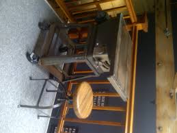 Repurposed Vintage Craftsman Table Saw Repurposed Table Industrial
