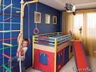 Интерьер детское комнаты для мальчика