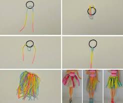 Subito a casa e in tutta sicurezza con ebay! Diy Barbie Kleidung Mit Ohne Nahen Einfache Anleitungen Fur Puppen