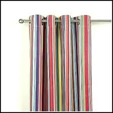 red white and blue curtains plaid striped