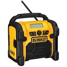dewalt radio dcr025. water resistant cordless jobsite radio. dewalt dewalt radio dcr025