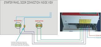 starter panel wiring diagram bulldog remote starter wiring diagram wiring diagram for 220 volt submersible pump at Single Phase Water Pump Control Panel Wiring Diagram