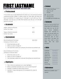 Resume Templates Free Microsoft Free Ms Word Resume Templates Word