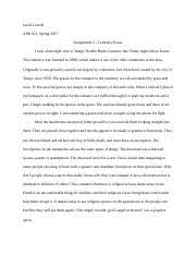 asb death and dying asu page course hero 3 pages cemetery essay cemetery essay asu death and dying