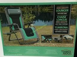 timber ridge chairs costco zero gravity chair zero gravity lounge chair