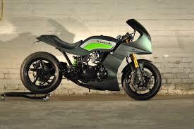 kawasaki gpz750 don t call it a cafè racer by paul hutchison s custom motorcycles