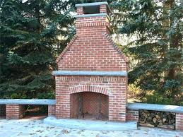 how to build an outdoor brick fireplace outdoor brick fireplace outdoor brick fireplace designs outdoor fireplaces