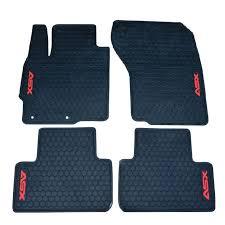 green car floor mats. Dedicated No Odor Rubber Car Floor Mats Green Latex Carpets For MITSUBISHI  Outlander Pajero V93 V73 Lancer Environmental 5seat A