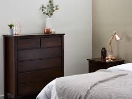 king size bed with storage drawers.  Bed Hardwood Fantastic King Size Bed With Four Storage Drawers U2013 Brown With C