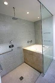 japanese soaking tub in shower - Google Search