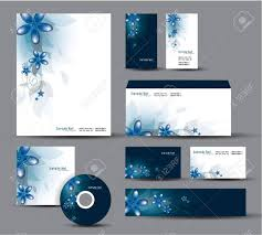 Business Gift Cards With Logo Modern Identity Package Letterhead Business Gift Cards Envelope