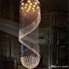 jess new modern k9 clear crystal ceiling light pendant lamp chandelier light indoor lighting led ceiling light living room corridor chandeli pendant