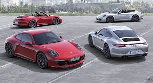 new car releases for 2015Porsche Releases Four New 911 Models for 2015