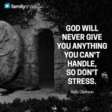 Christian Stress Quotes Best of Pin By Dana Grisko On Words To Live By Pinterest