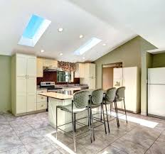 kitchens lighting ideas. Cathedral Ceiling Kitchen Lighting Ideas Track Vaulted For Kitchens