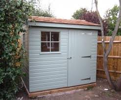 image 7 of 7 8 x 10 superior shed with apex roof in pebble valtti paint base plan