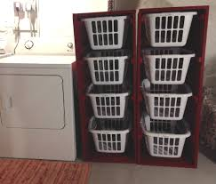 Diy laundry sorter Rustic Laundry Laundry Sorter Ana White Ana White Laundry Sorter Love These Bins Diy Projects