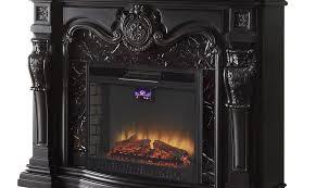 for big corner duraflame flameshade heater menards white vonhaus lots stand wood small surround media