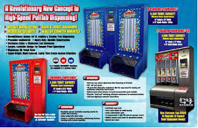 Used Pull Tab Vending Machines Inspiration Used Pull Tab Machines For Sale Where To Buy Ticket Machines