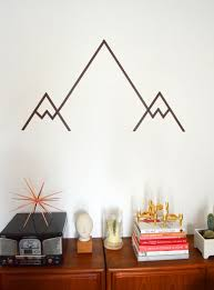 37 best washi tape wall decor ideas images on child room intended for walls inspirations