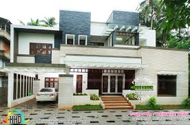 lovely home design 3000 square feet 9 furnished house kerala 01
