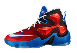 lebron shoes superman. nike will be releasing a kids exclusive colorway of the lebron 13 later this month. lebron shoes superman