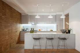 wooden hardwood contemporary pendant lighting for kitchen modern minimalist simple lights lamp island