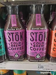 1.0 out of 5 starsif you appreciate a good tasting coffee, this is not for you. Stok Extra Bold Un Sweet Cold Brew Coffee Jpeg The Impulsive Buy