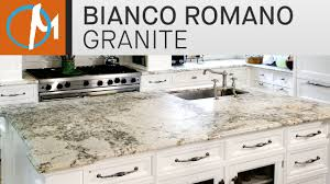 Bianco Romano Granite Kitchen Bianco Romano Granite Kitchen Countertops Marblecom Youtube