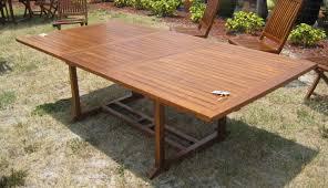 renava vista outdoor teak dining table set teak outdoor dining table for 10 teak outdoor dining table with bench teak outdoor dining set with bench