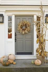 fall front door decorationsBest 25 Fall front doors ideas on Pinterest  Fall decorating