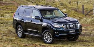 2018 toyota landcruiser sahara. 2018 Toyota Landcruiser Prado Revealed Here In November Without V6 Petrol Sahara