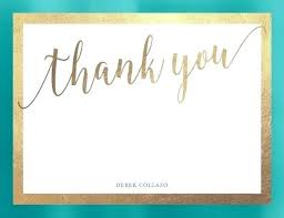 Business Thank You Note Cards Thank You Note Cards Template Traguspiercing Info