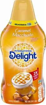 Nutritional information, diet info and calories in cinnabon coffee creamer from international delight. King Soopers International Delight Caramel Macchiato Coffee Creamer 1 2 Gal