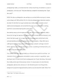 brian duffy essay