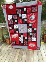 T Shirt Quilt Patterns Impressive Turn Your Old Favourite Shirts Into A Tshirt Quilt Craft