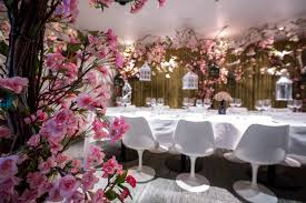 Private Dining In Canary Wharf