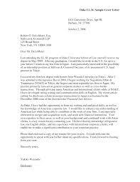 cover letter general cover letter