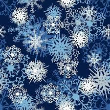 Snowflake Patterns Gorgeous Seamless Snowflake Patterns Fully Editable Illustration Royalty