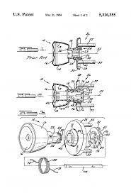 kwikset door lock parts. Patent Us5316355 Integral Door Knob Assembly With Spring Return 1 Large Size Kwikset Lock Parts O