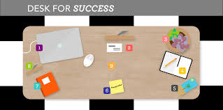 office desk feng shui. Feng Shui: The Ultimate Guide To Designing Your Desk For Success #wellness #organize Office Shui