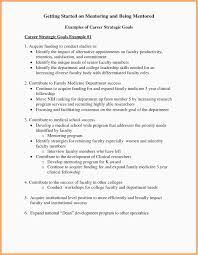 Example Of Career Aspiration Research Statement Template Luxury Sample Career Aspirations