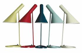 aj table lamp arne jacobsen furniture