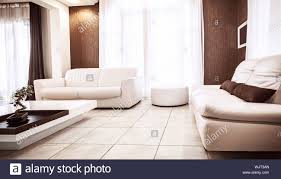 White Leather Living Room Design Luxury Apartment Design White Leather Couch Luxurious