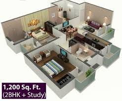 1400 sq ft house plans 3d unique 1200 sq ft floor plans 1200 sq ft