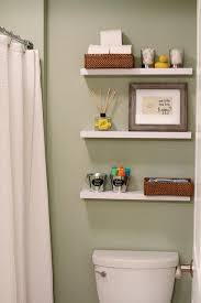 How High To Hang Floating Shelves Gorgeous Best 32 Bathroom Shelves Ideas On Pinterest Half How High To Hang