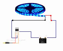 rs 120 led strip blinking on song one transistor dancing led strip light wiring diagram